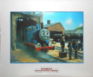 Collect-a-Cel Thomas the Tank Engine & Friends