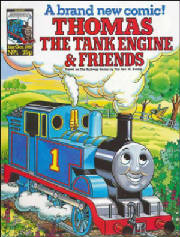 Marvel Thomas the Tank Engine & Friends comic #1