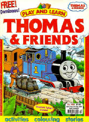 Thomas Play and Learn issue #43