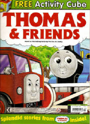 Thomas and Friends issue #487.