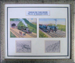 Timeframed's The Art of the Rev. Awdry 2