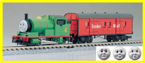 Tomix N-Scale Percy