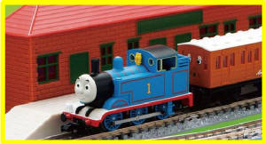 Tomix N-Scale Thomas