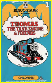 First Australian Thomas VHS release (1987)