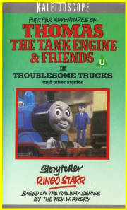 Troublesome Trucks VHS