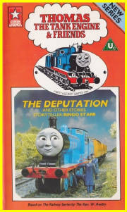 The Deputation VHS