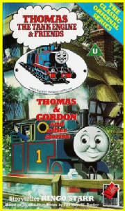 Thomas & Gordon VHS