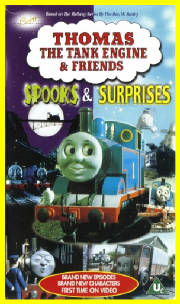Spooks & Surprises