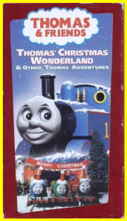 Thomas' Christmas Wonderland