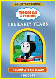 The Early Years: Complete Season 1