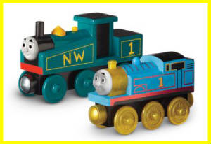 Wooden Railway 70th Anniversary 2-pack