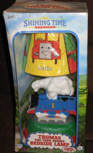 Thomas the Tank Engine Bedside Lamp