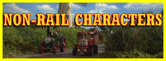 Non Rail Characters