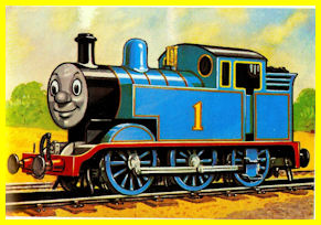 Thomas's first appearance