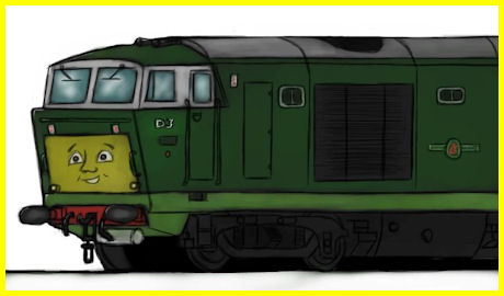 Bear the Hymek Diesel Hydraulic