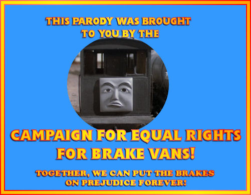Equal Rights For Brake Vans Campaign!