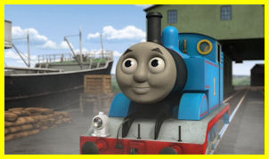 Thomas decides to take the Blogger to the Dump!