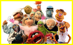 Return to form through Disney - The Muppets