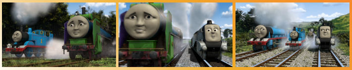 Hiro and Thomas try to escape from Spencer