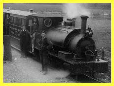 Corris Railway in it's heyday