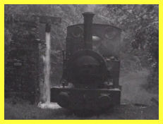 Dolgoch takes on water