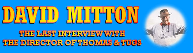 Interview with David Mitton