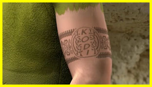Kodi's Tattoo