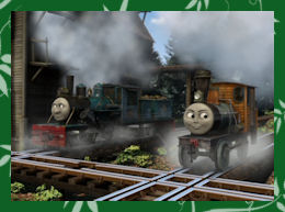 The engines are keen to help Thomas