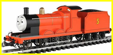 Large Scale Bachmann James