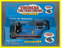 Motorised ERTL Thomas