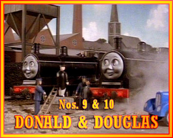 Donald and Douglas - The Scottish Twins