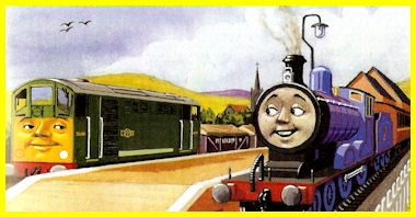 BoCo and Edward at Wellsworth