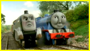 Gordon with Spencer