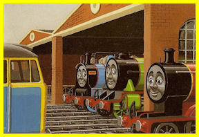 James and the Works Diesel