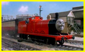 James takes Gordon's coaches without permission!