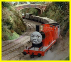 James and the TroublesomeTrucks