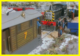 Toby comes to save Mavis