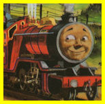Mike the Small Red Engine