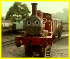 Safe again on Sodor