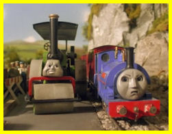 Sir Handel and George end up in a jam!