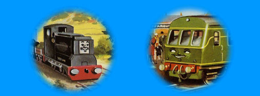 Awdry's Friendly Diesels