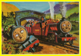 Rex and Mike of the Small Railway