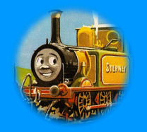 Stepney the 'Bluebell' Engine
