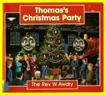 Thomas's Christmas Party book cover