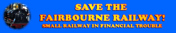 Save the Fairbourne Railway!