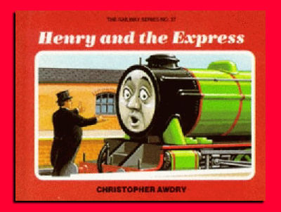 Henry and the Express Audio Adaptation
