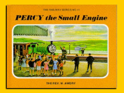 Percy the Small Engine Audio Adaptation