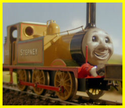 Stepney pays a visit in Series 4