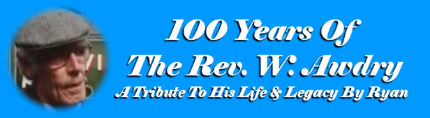 100 Years Of The Rev. W. Awdry