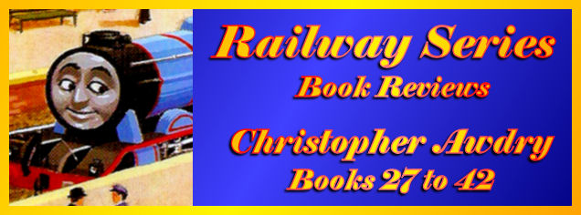 Christopher Awdry's Railway Series Books